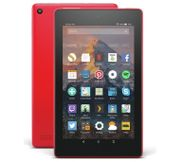 Amazon Fire 7 Alexa 7 Inch 8GB Tablet - Red/Blue/Black Free C&C