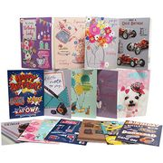 Box of 576 Greetings Cards