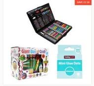 Kids Craft Bundle with Glue Dots Free C&C