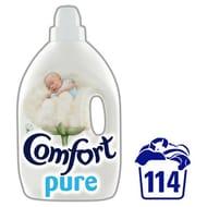 Comfort Pure Fabric Conditioner 114 Washes 4L