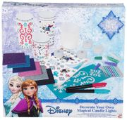 Disney Frozen Decorate Your Own Magical Candle Lights Less than Half Price
