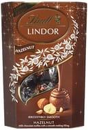 Lindt Lindor Hazelnut Cornet 200 G (Pack of 2)