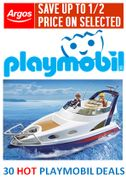 30 HOT Playmobil DEALS - up to HALF PRICE at ARGOS