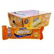 MEGA DEAL CASE PRICE McVities Hobnobs Oaty Flapjacks 12 X 61g
