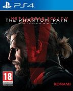 Metal Gear Solid V: The Phantom Pain (PS4) (Used)