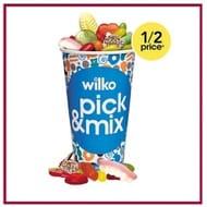 Wilko Half Price Pick & Mix