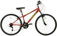 "Indi Integer Kids Mountain Bike 26"" Wheels Steel Frame 18 Gears at Halfords/ebay"