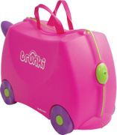 Trunki Ride-on Children Kids Hand Luggage Suitcase Pink or Blue at Argos/ebay