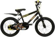 "Indi Demolition Kids Bike 16"" Steel Frame 5-8 Years at Halfords/ebay"