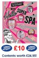 £10 Soap & Glory Hello Super Spa. Contents worth £24.95