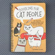Win a 'Doodling for Cat People' Book!