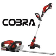 Win a Grass Trimmer and Battery Hedge Trimmer from Cobra!