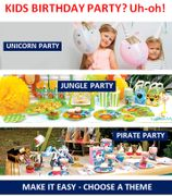 Kids Birthday Party Store - Party Essentials, Party Bags, Party Pieces.