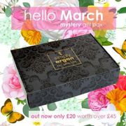 Simply Argan March Mystery Gift Box - £20 - worth over £45