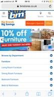 10% off All Furniture