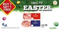 Buy 1 Get 1 Free on Farm Fresh Bacon