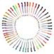 Assorted Gel Pens 50 Pack