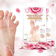 2 Pairs Rose Foot Mask 70%off