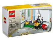 Lego Minifigure Factory Free Item When You Spend £55 on the Lego Website at Lego