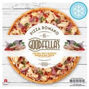 Goodfella's Romano Chicken Pizza 389G
