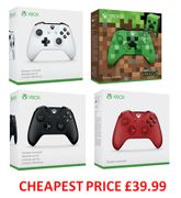 Xbox One Controllers - Cheapest Price at Amazon £39.99