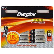 18 X Energiser AAA Batteries