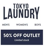 Tokyo Laundry - 50% off Outlet - Limited Stock!
