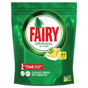 Fairy Original All in One Lemon Dishwasher Tablets
