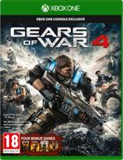 Cheapest UK Price Gears of War 4 Xbox One £14.99
