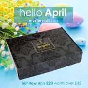 Simply Argan - April Mystery Box - save at Least £25