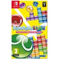 PRICE DROP! Puyo Puyo Tetris Nintendo Switch - £23.99 + FREE DELIVERY