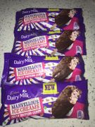 Cadburys Popping Candy Ice Cream Sticks 4 for £1