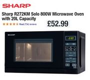 Cheap SHARP Microwave Oven - save £27