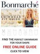 Find the Perfect Swimwear. FREE ONLINE SWIMWEAR FIT GUIDE to LOOKING GREAT