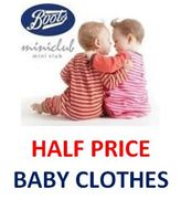 Half Price Baby Clothes