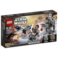 LEGO Star Wars Speeder vs First Order Microfighters 75195