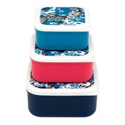 Winfield Flowers Set of 3 Snack Boxes