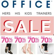 Office Shoes Sale - FURTHER REDUCTIONS on NOW - up to 70% OFF!