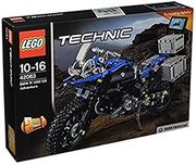LEGO 42063 Technic BMW R 1200 GS Adventure Building Toy