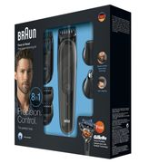 Braun 8in1 Beard & Hair Grooming Kit with Precision Trimmer