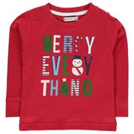 The Spirit of Christmas Long Sleeve Top Infant Boys
