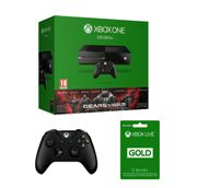 Xbox One 1TB Console with Gears of War Ultimate Edition