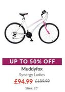 Half Price Ladies Bike