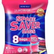 X8 Premium Vacuum Space Saver Bags - 90% Off