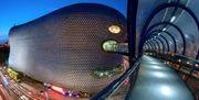1 or 2 Night Stay in 3* or 4* Birmingham Hotel + Ticket to Cadbury World