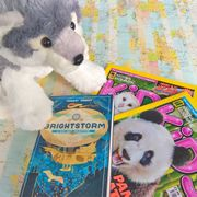 Win a Copy of Brightstorm, National Geographic Kids Subscription & a Plush Toy