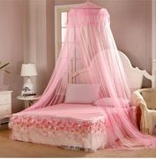 Net Lace Princess Bed Canopy