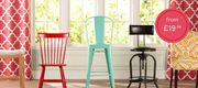 Up to 60% off RRP on Selected Chairs and Stools at wayfair.co.uk