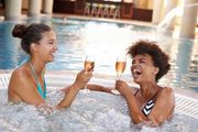 Bargain Spa Day: 4 Treatments & Afternoon Tea for 2
