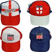 Come on England Caps Free Post